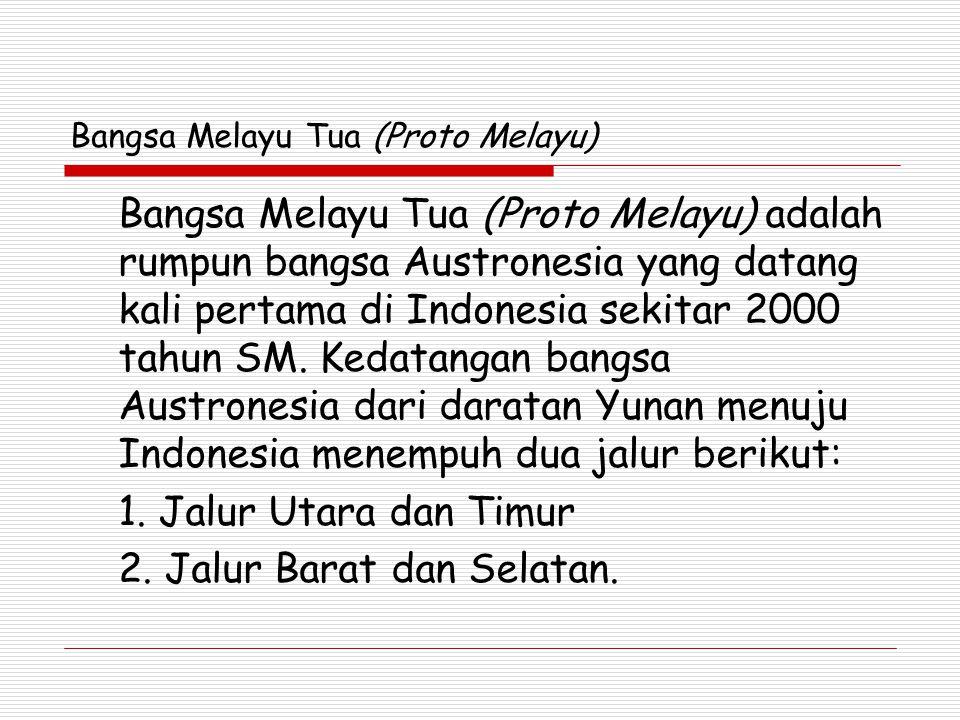 Suku Bangsa Melayu yang terdapat di Indonesia dalam proses menetapnya dibedakan menjadi dua yaitu : 1.