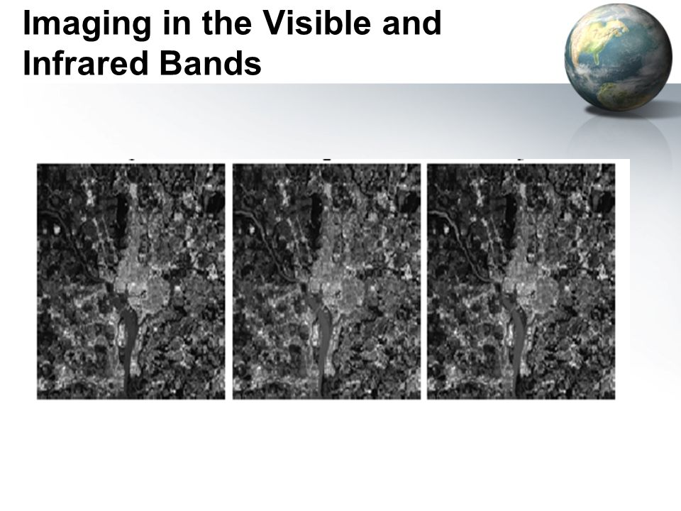 Imaging in the Visible and Infrared Bands