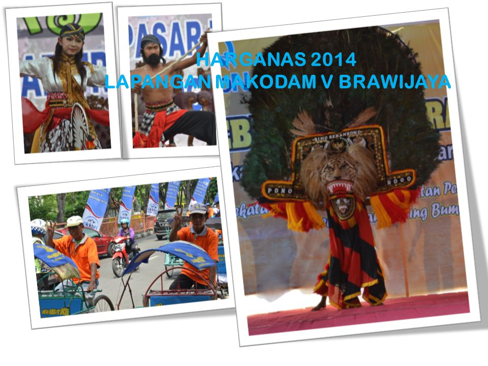 HARGANAS 2014 LAPANGAN MAKODAM V BRAWIJAYA