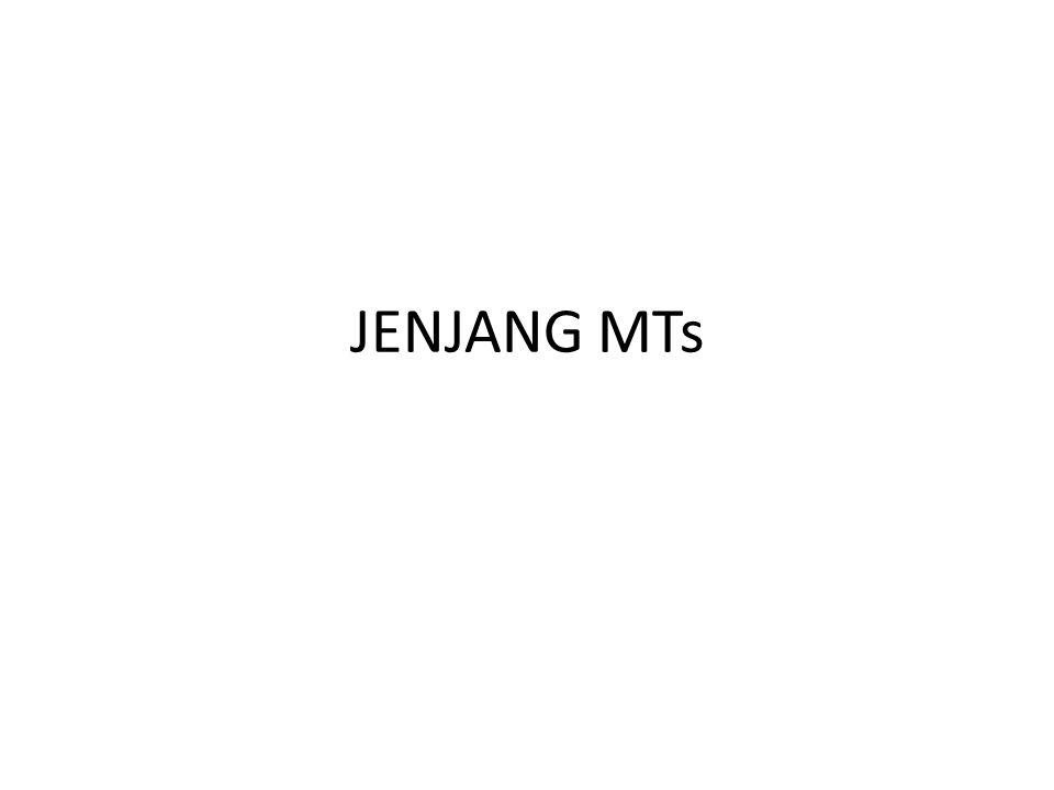 JENJANG MTs