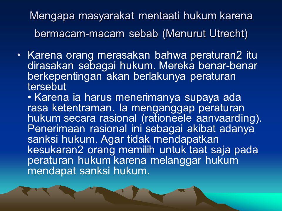 B.Masyarakat dan Lembaga Kemasyarakatan (Kaidah Sosial) 1.