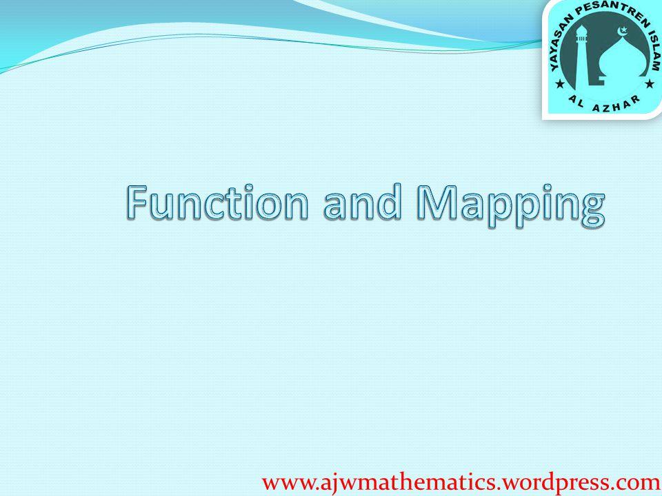 www.ajwmathematics.wordpress.com