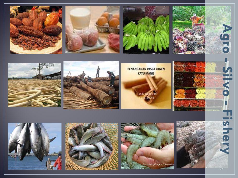 24 Agro - Silvo - Fishery