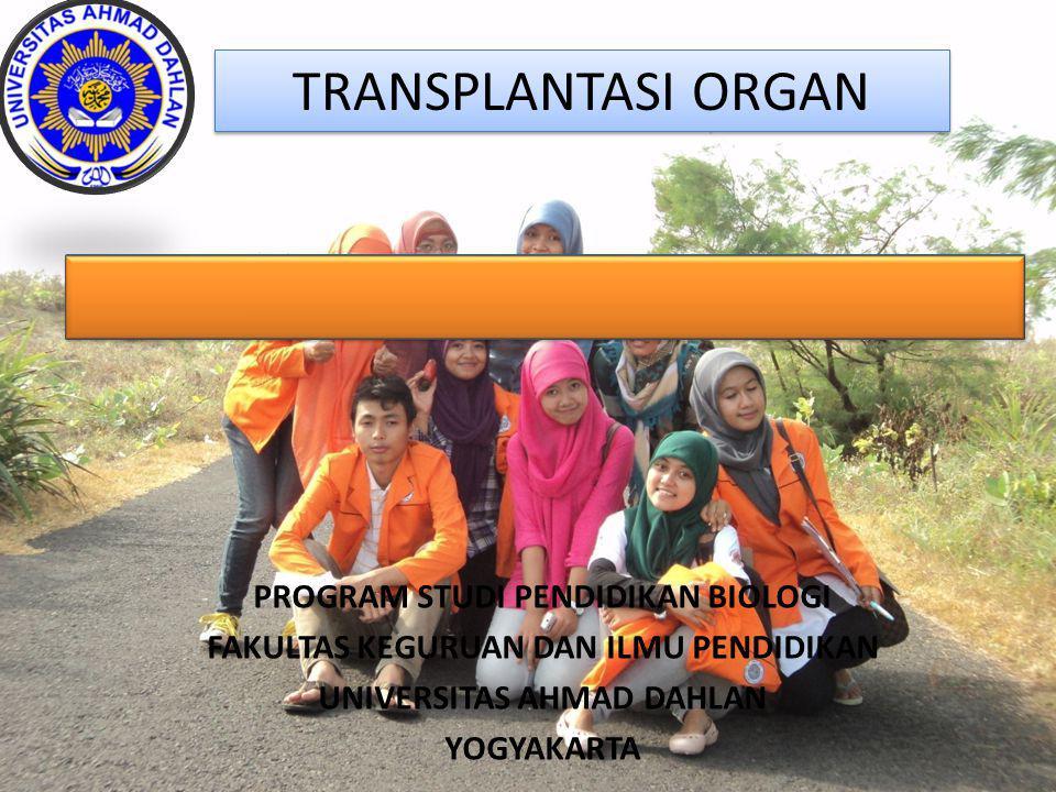 Kompetensi Siswa mampu mendefinisikan tentang tranplantasi organ Siswa Mampu mendeskripsikan materi siswa mengetahui peranan translpantasi organ Siwa mampu mengetahui organ- organ yang dapat di transplantasikan ke donor Kompetensi Materi Soal