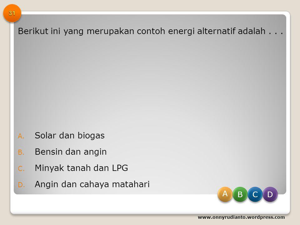 Perubahan energi yang terjadi pada alat dinamo sepeda di bawah ini adalah... A. Energi gerak menjadi energi listrik B. Energi listrik menjadi energi g