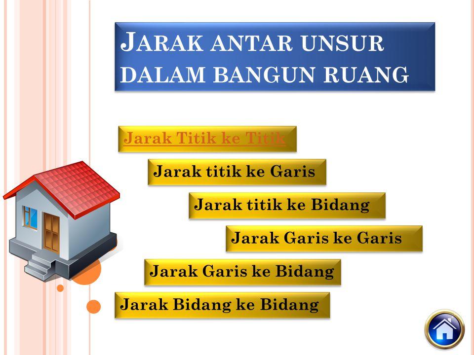 J ARAK TITIK DG TITIK Watch this following example!.