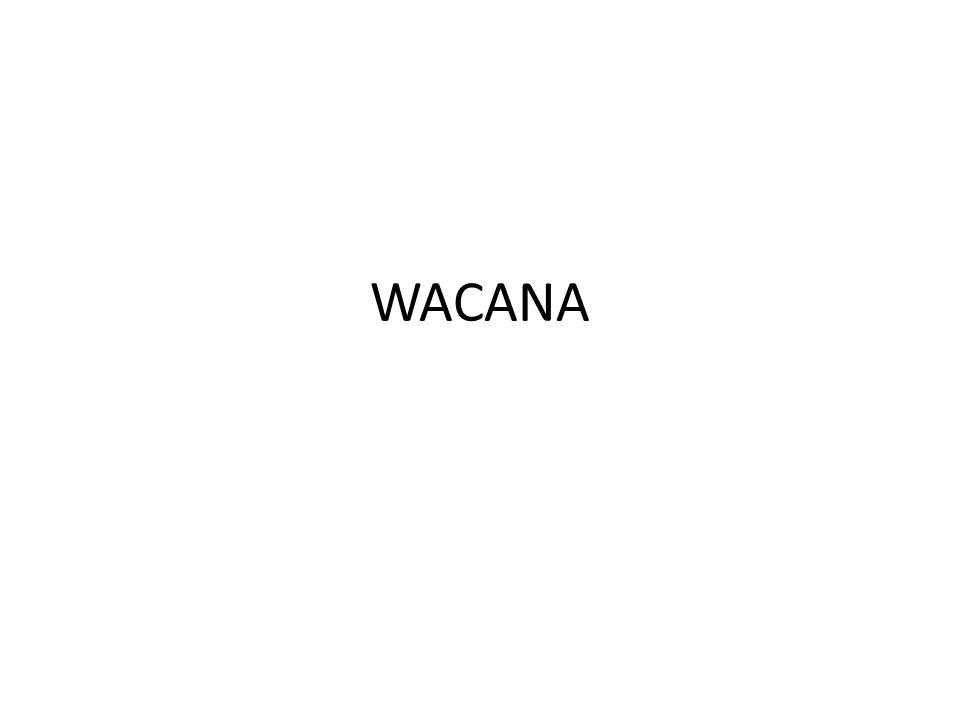 WACANA