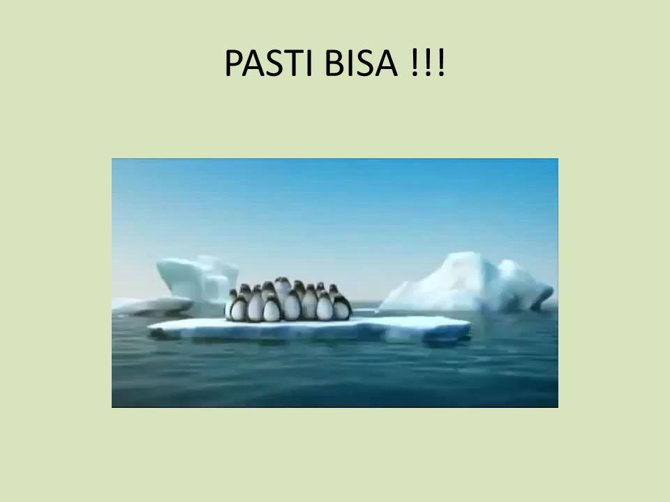 PASTI BISA !!!