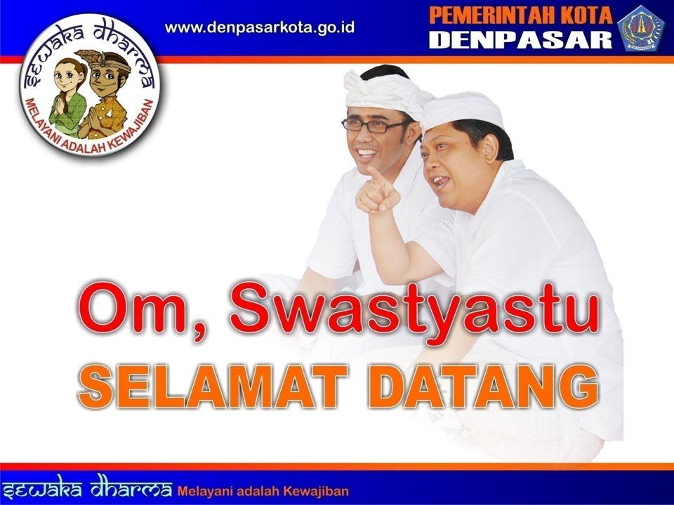 Gambaran Umum Kota Denpasar Dibentuk dengan UU No.