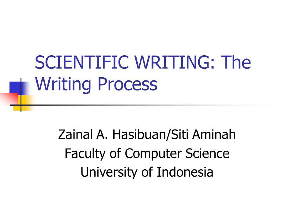 The Stages of the Writing Process Planning Drafting Revising Working Within the Process