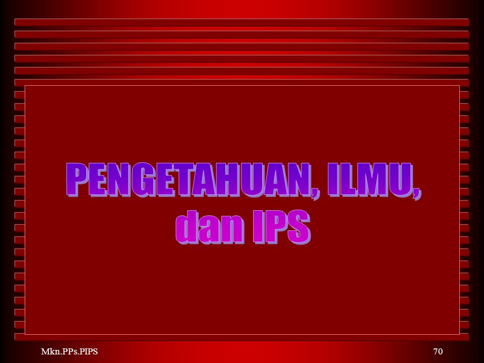 Mkn.PPs.PIPS70