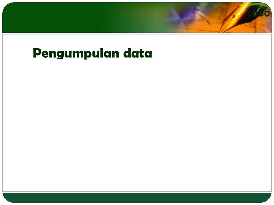 LOGO Pengumpulan data