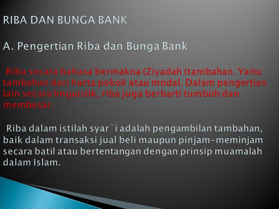 Didalam Islam yang namanya konsep pinjam meminjam dikenal dengan namanya Qardh (Qardhul Hasan) merupakan pinjaman kebajikan.