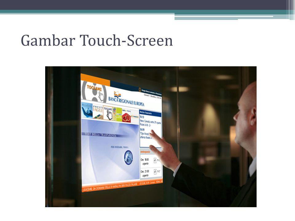 Gambar Touch-Screen
