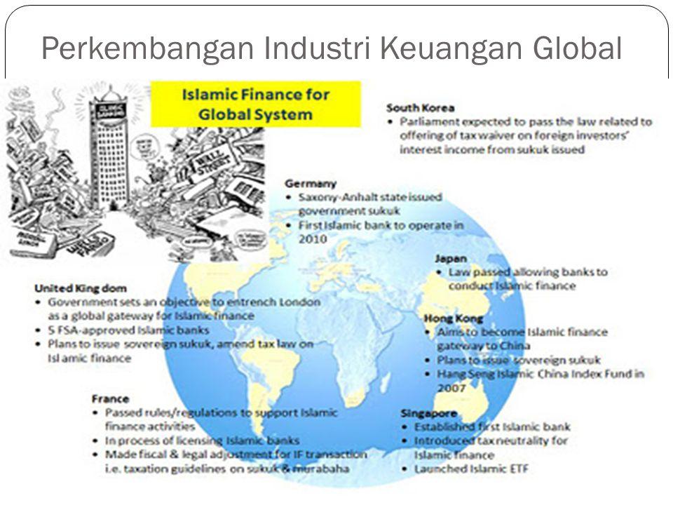 Perkembangan Industri Keuangan Global