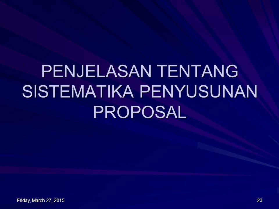 Cara Upload Proposal 3.