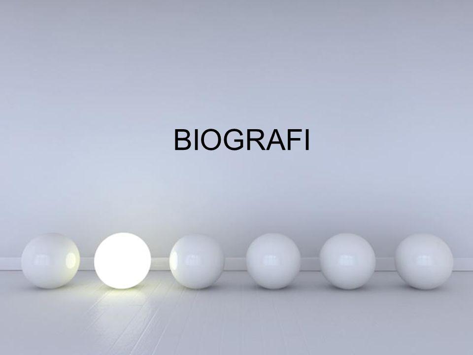 Powerpoint Templates BIOGRAFI