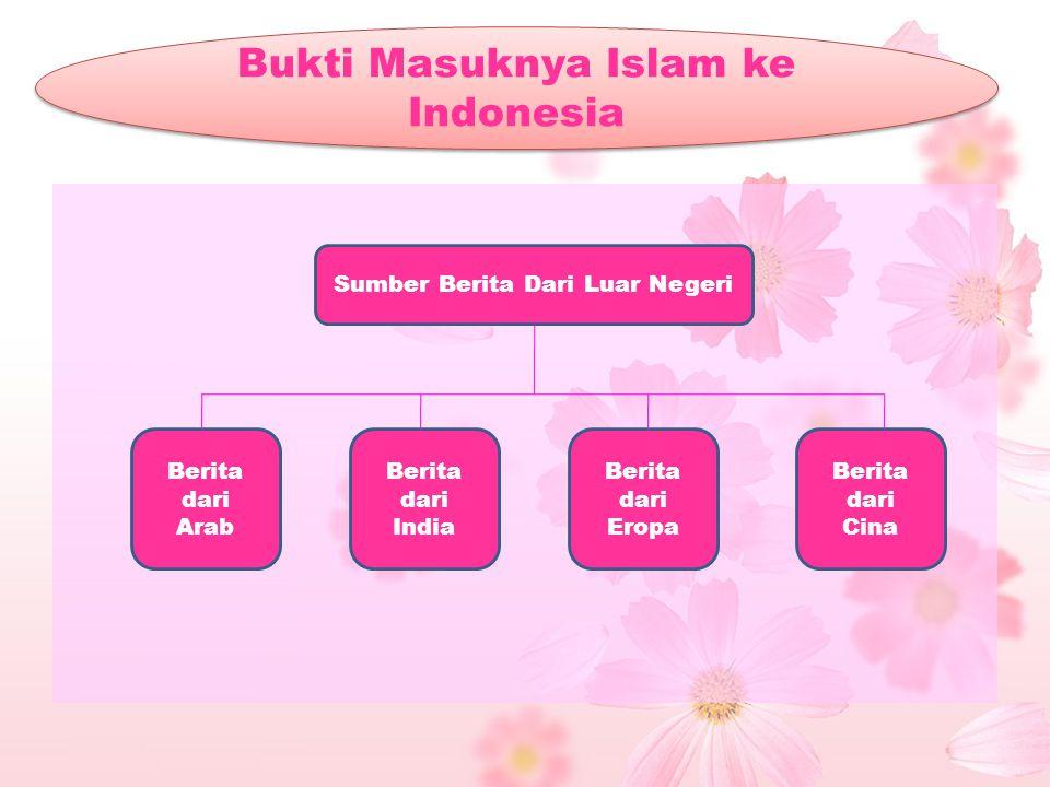 Proses penyebaran pengaruh Islam di Indonesia berjalan dengan lancar karena : Syarat-syarat masuk Islam sangat mudah Upacara-upacara dalam Islam sanga