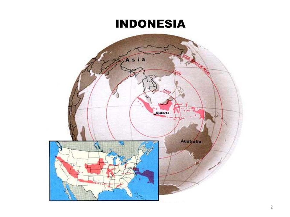 3 Indonesia adalah negara yang berpenduduk majemuk dari segi suku bangsa, budaya, dan agama.