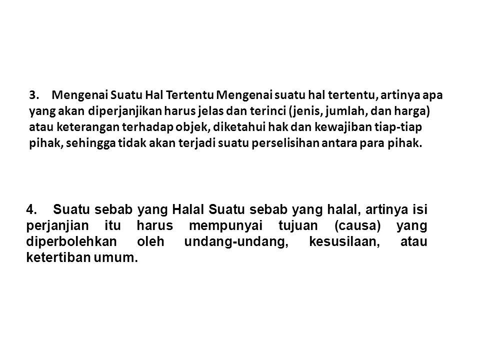 Daftar Pustaka Buku : Abdukadir Muhammad, Hukum Perikatan, Citra Aditya Bakti, Bandung, 1990.