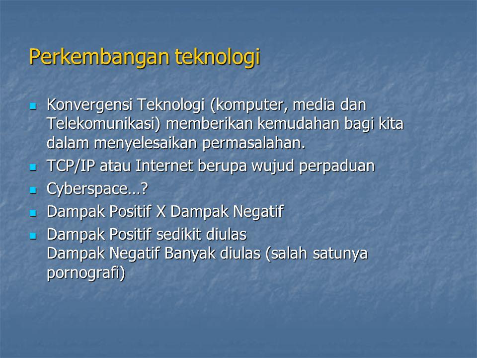 Internet Sehat….