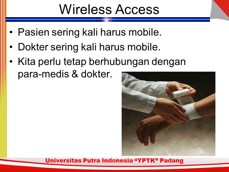 Dial-In Port Melalui Jaringan Telepon