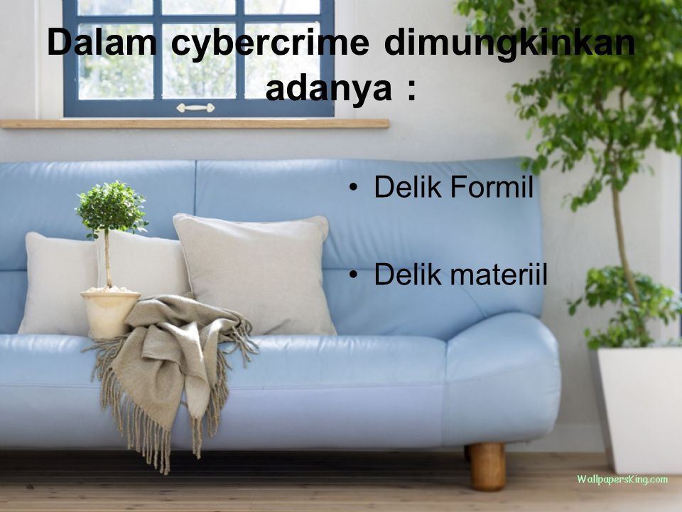 Perlindungan Perlindungan yang dilakukan pada keamanan komunikasi dan Komputer.