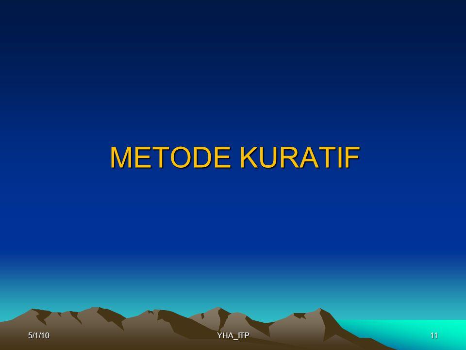 METODE KURATIF 115/1/10YHA_ITP