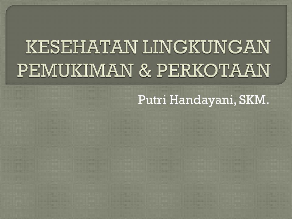 Putri Handayani, SKM.