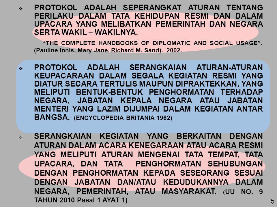 16 - Persembahan tanda selamat datang ( tari atau adat) 1.Laporan/Sambutan Selamat Datang Ketua Panitia / Kades / Camat 2.Sambutan Bupati / Walikota 3.Sambutan Gubernur Sumatera Selatan dilanjutkan dengan Penandatanganan Prasasti dan Penekanan tombol sirine sebagai tanda Peresmian Proyek-Proyek Catatan: Pada saat penekanan tombol sirine dan penandatanganan prasasti, Gubernur didampingi oleh Bupati dan yang terkait.