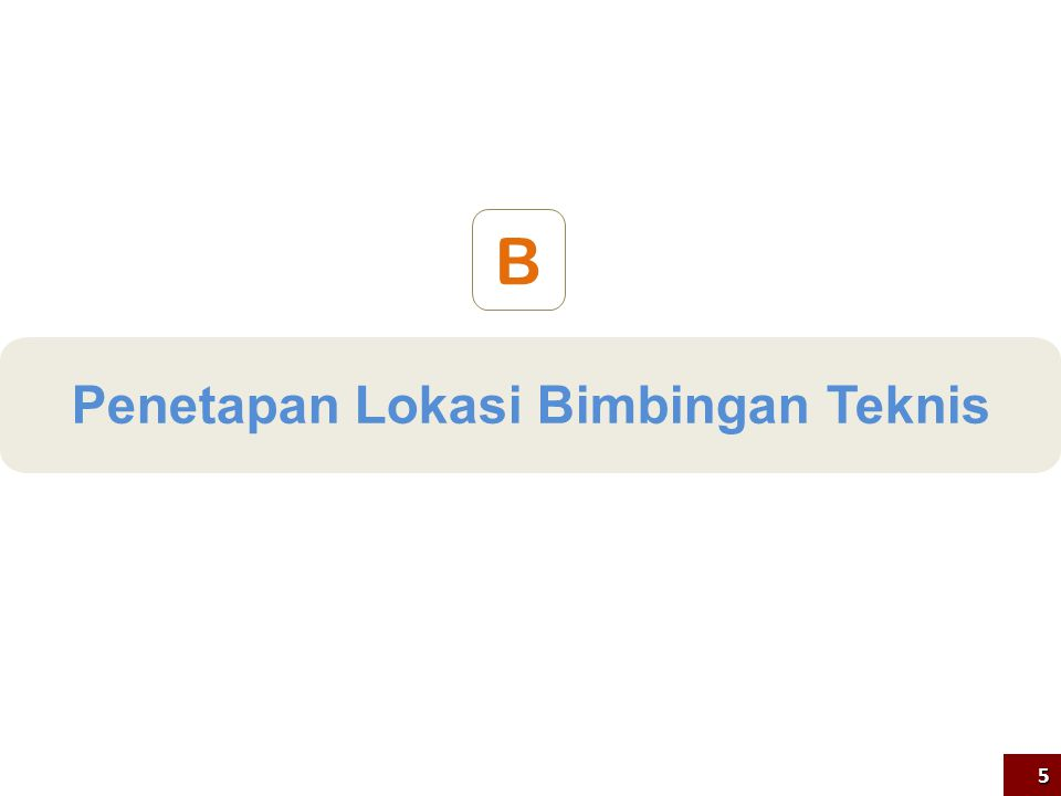 Penetapan Lokasi Bimtek Implementasi Kurikulum 2013 SMA VariabelKeterangan Wilayah Bimtek33 Provinsi dan 497 Kab/Kota Tempat Bimtek885 lokasi, dibagi dalam 2 kategori daerah: a.