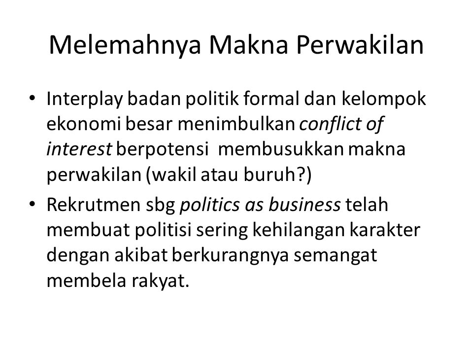 Fungsi Kelompok Kepentingan 1.Mengawasi proses pembuatan kebijakan pemerintah.