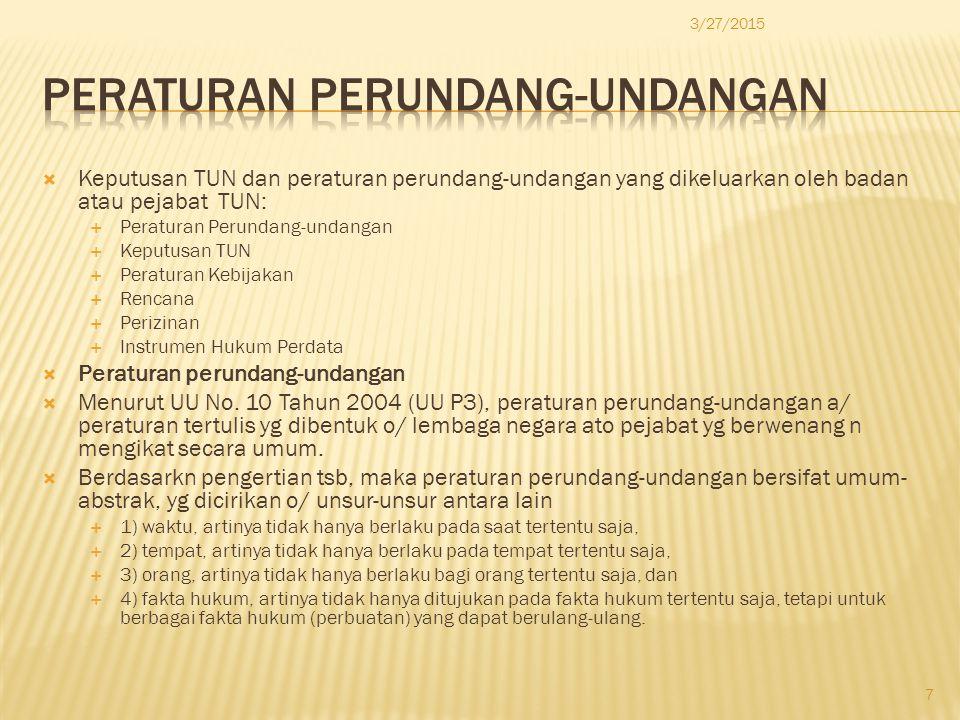  Plilipus M Hadjon, dkk, 1997, Pengantar Hukum Administrasi Indonesia, Yogyakarta, Gajah Mada University Press.