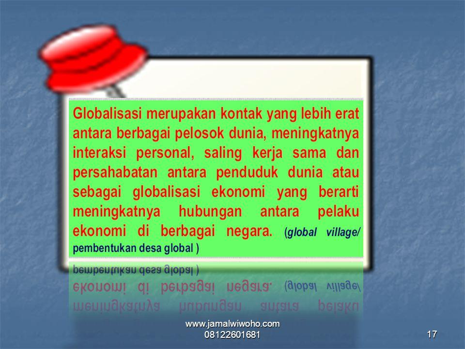 17 www.jamalwiwoho.com 08122601681