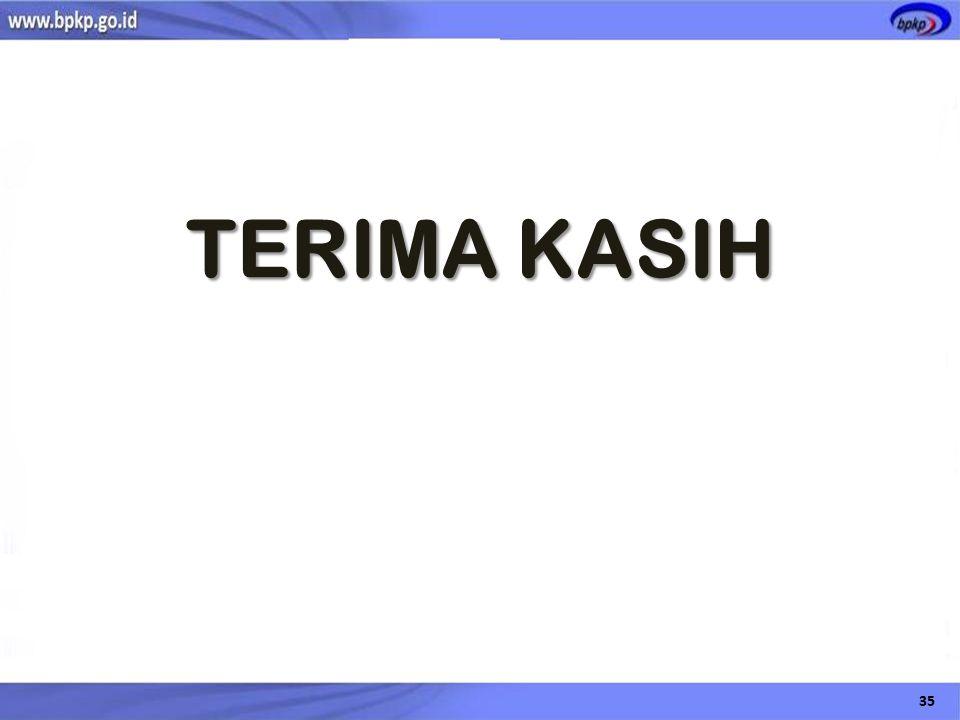 TERIMA KASIH 35