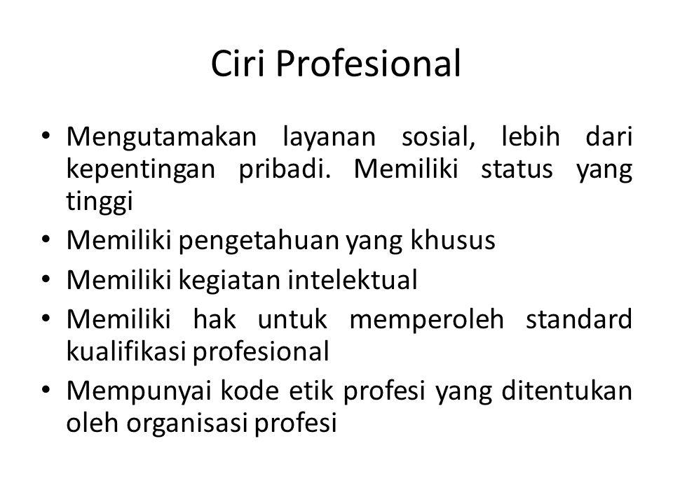 Guru Profesional Adalah :