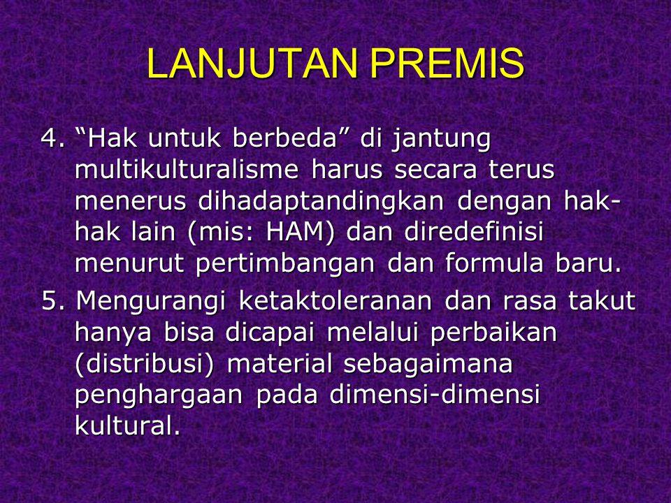 LANJUTAN PREMIS 4.