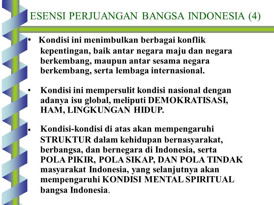 PERKEMBANGAN NASIONALISME (3) Kelompok minoritas NIP bergabung dengan partai aliran kiri Asosiasi Demokrasi Sosial Hindia Belanda, yang kemudian menjadi cikal bakal PKI.