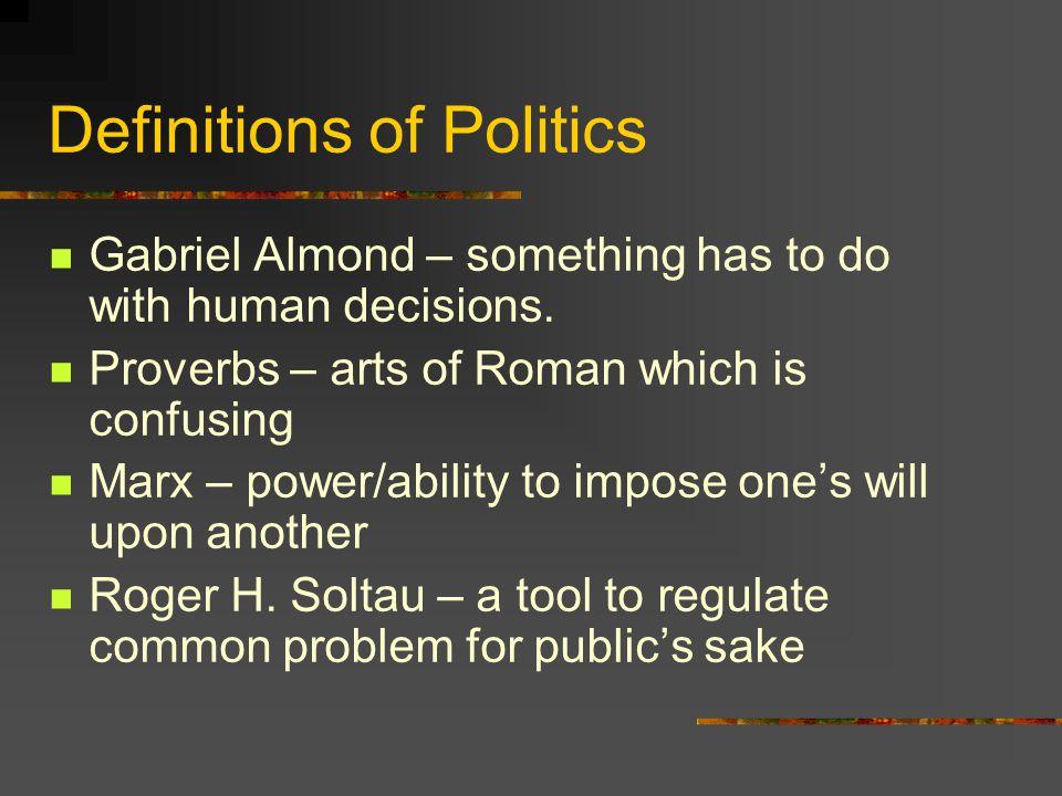 Pemikiran Dominan: Pluralisme sbg rujukan Lord Acton: Kekuasaan cenderung korup.
