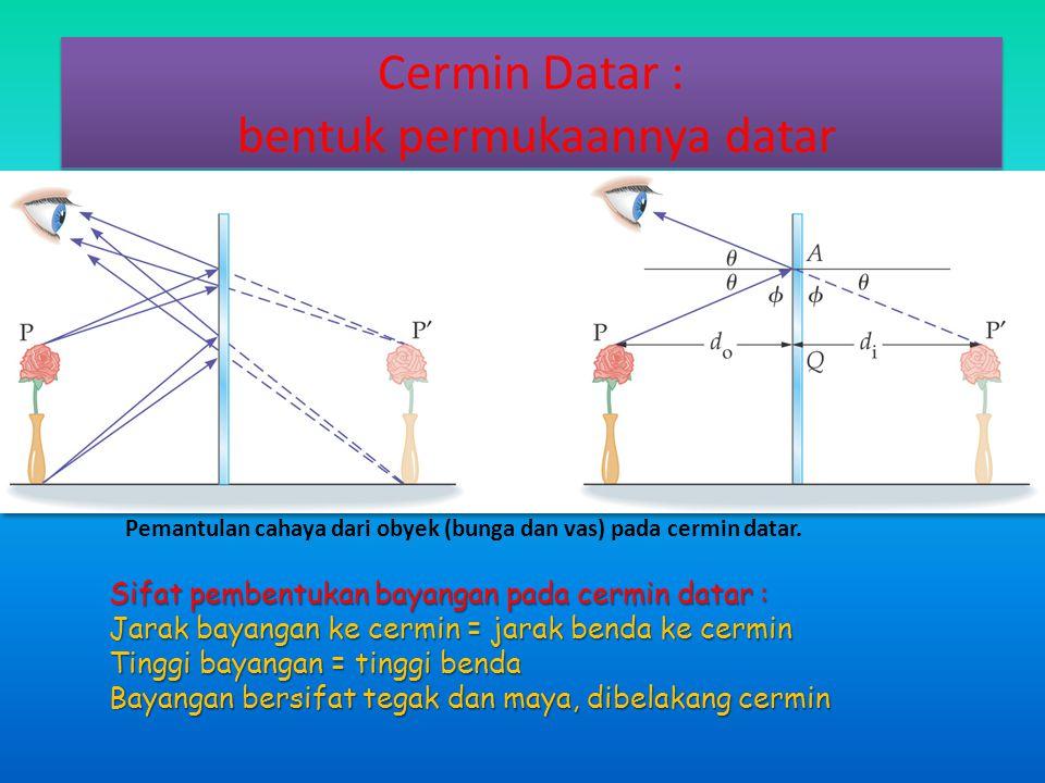 Penyebab dispersi cahaya DDispersi cahaya terjadi karena setiap warna cayaha memiliki panjang gelombang yang berbeda sehingga sudut biasnya berbeda-