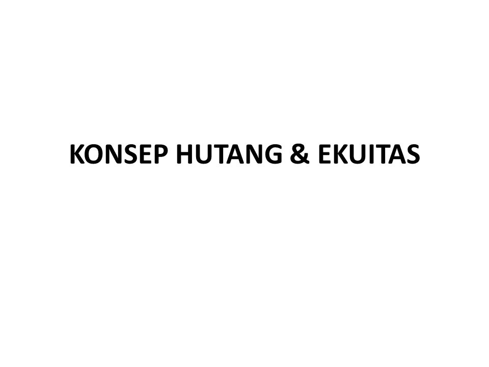 KOMPONEN EKUITAS Siti Maghfiroh12 OWNERS' EQUITY L EGAL CAPITAL 1.Par value of preferred stcok 2.Par value of common stock 3.Common (or preferred stock subscribed) 4.Sstock warrant and options 5.Stock Devidends to be distributed 6.Common stock from the reissuance PAID IN CAPITAL 1.On preferred stock 2.On common stock 3.From other sources (stock splits, preferred stock, conversion, dll) UNREALIZED CAPITAL ADJUSTMENT 1.Unrealized portfolio losses for non market securities 2.Unrealized foreign exchange gains and losses 3.Donated capital Income Statement Prior Period Adjustment Devidend Debit ExpensesLossesRevenueGains Retained Earning (Earned Capital)