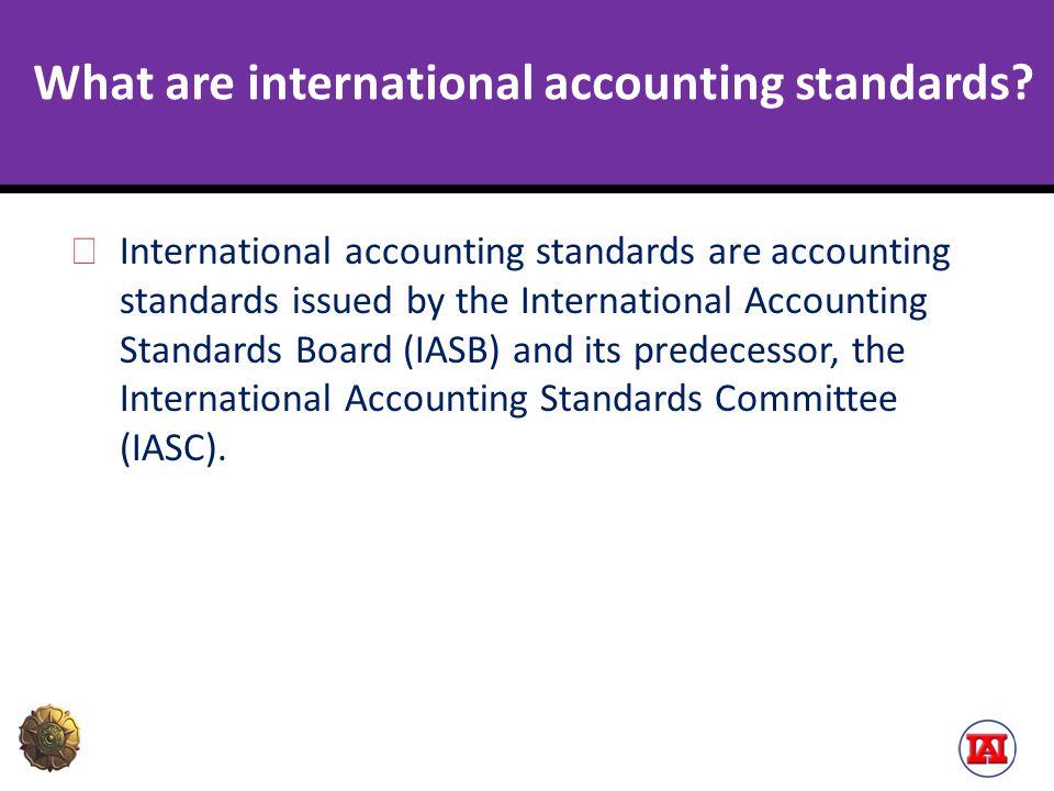 Dampak IFRS terhadap Sistem Akuntansi dan Pelaporan Pengukuran: 2.