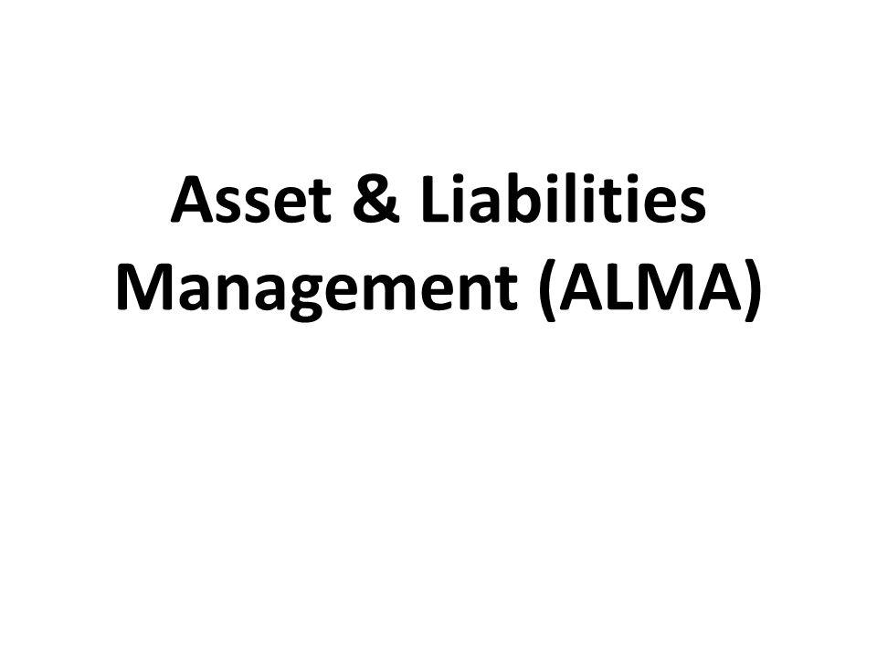 Mengapa Aset & Liability Penting.Bunga merupakan sumber utama pendapatan & biaya bagi bank.