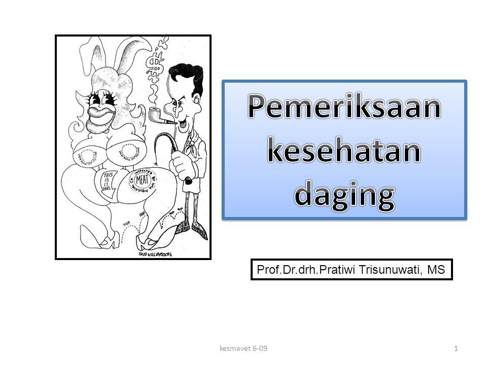Prof.Dr.drh.Pratiwi Trisunuwati, MS 1kesmavet 6-09