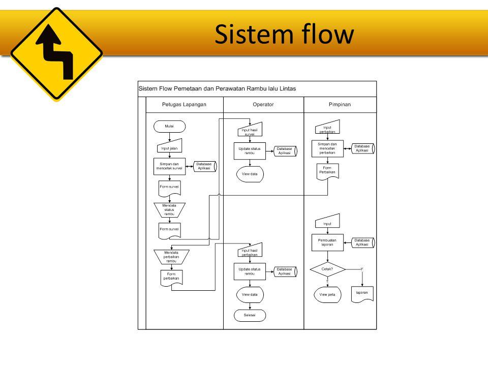 Sistem flow