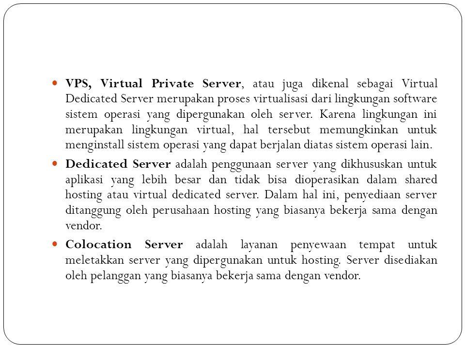 Firewall Firewall adalah sistem atau sekelompok sistem yang menetapkan kebijakan kendali akses antara dua jaringan.
