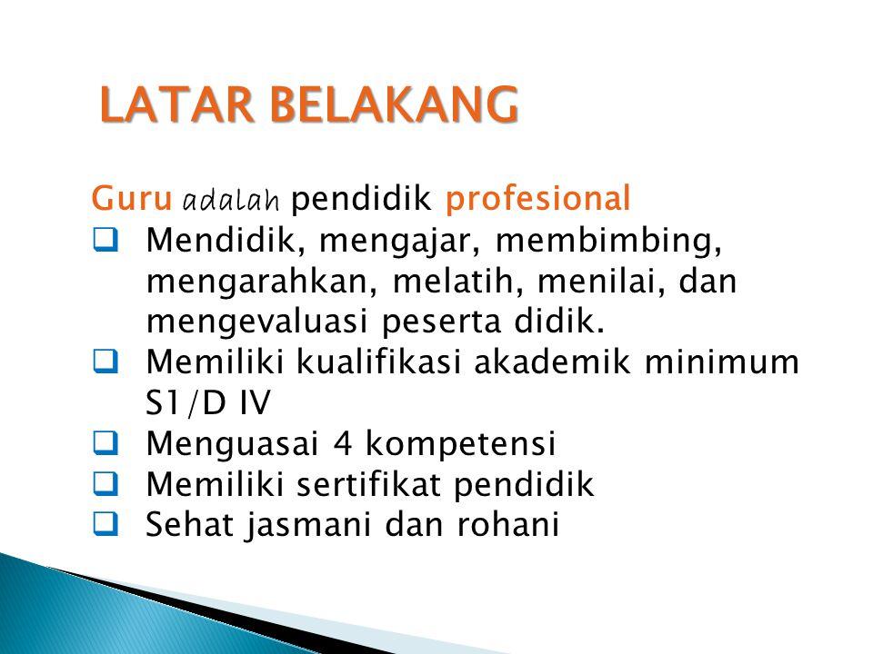 3.Mengisi format registrasi yang telah disediakan oleh Panitia Kabupaten/Kota.