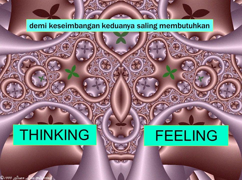 """49 F e e l i n g kuat dalam memahami orang lain menggunakan """"hati"""" dibimbing oleh 'nilai-nilai' pribadi """"lembut-perasaan"""" berjuang untuk keharmonisan"""