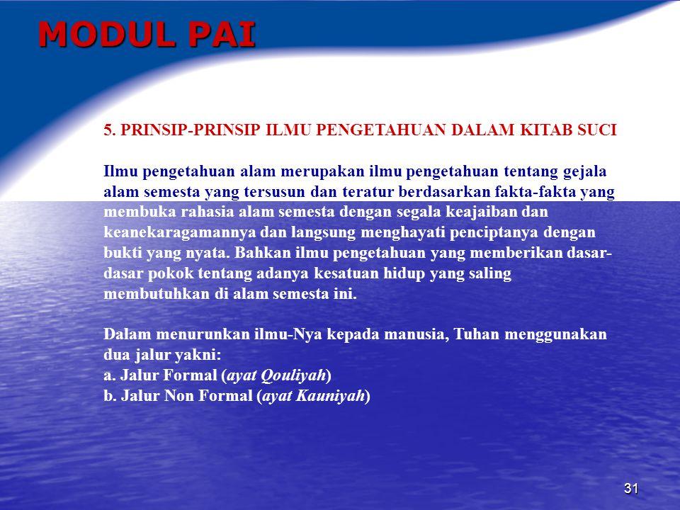 32 MODUL PAI 5.2.