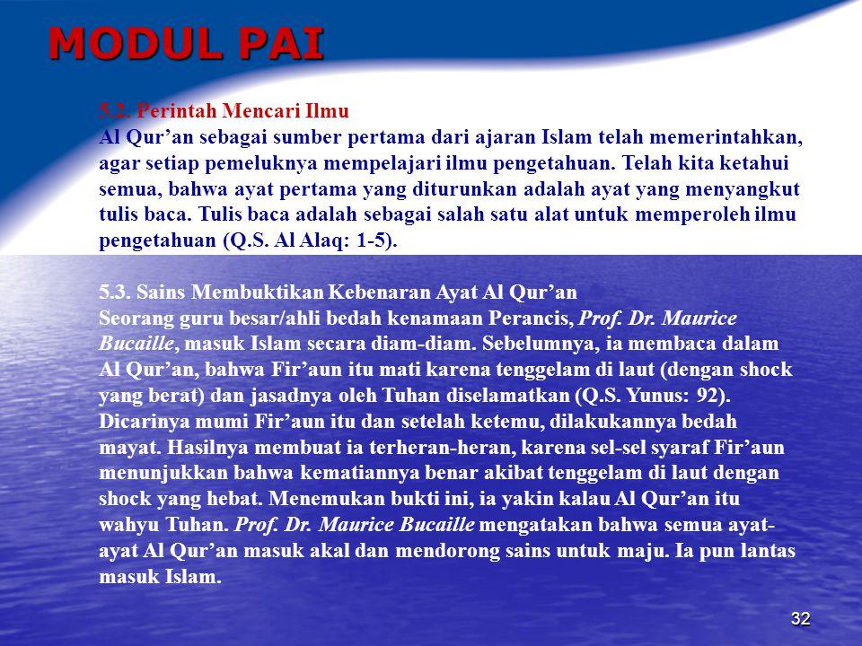 33 MODUL PAI 5.4.